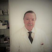 Dott. Giuseppe Vaccher – Specialista in Otorinolaringologia